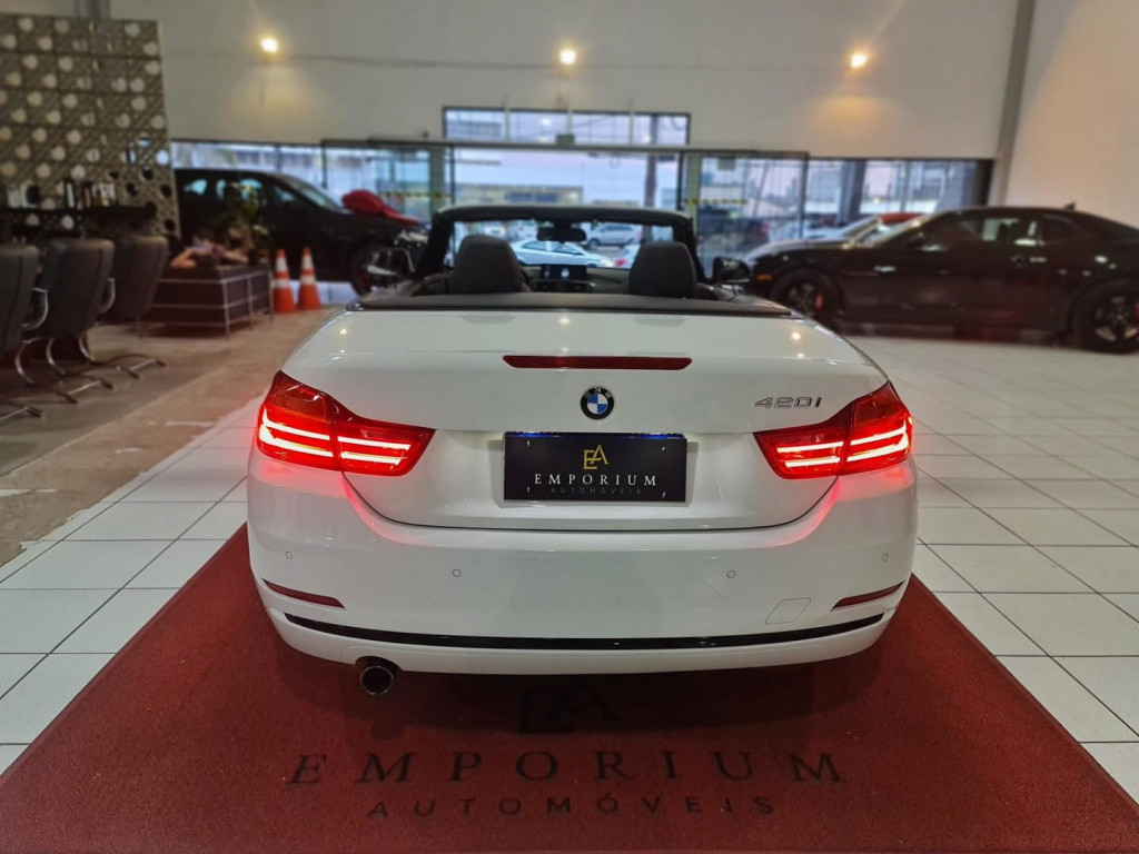 Imagem do veículo BMW 420i 2.0 SPORT GP CABRIO (GASOLINA) (AUTO)