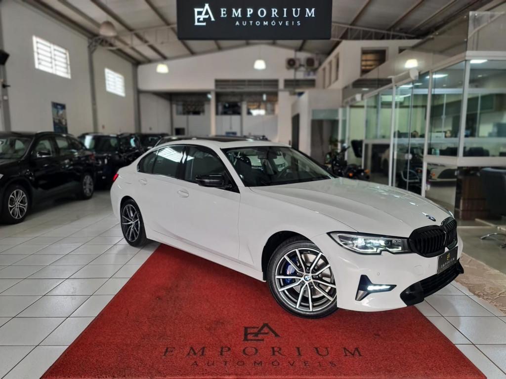 BMW 330i SPORT 2.0 16V TURBO (GASOLINA) (AUTO)