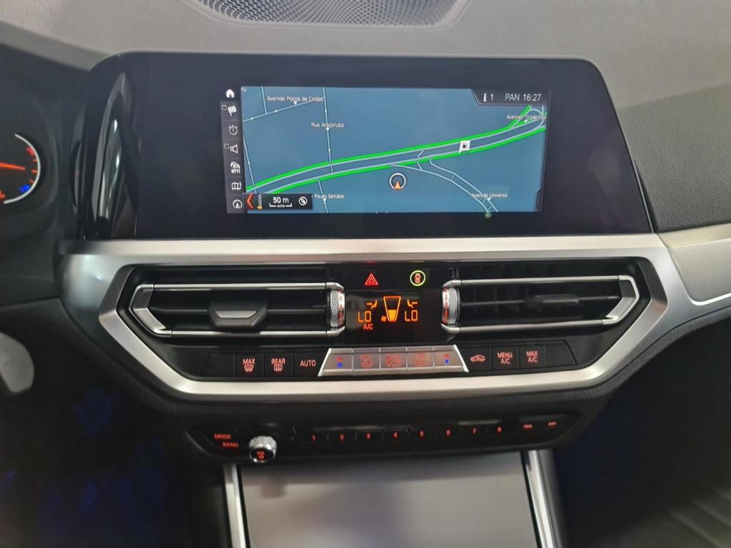 Imagem do veículo BMW 330i SPORT 2.0 16V TURBO (GASOLINA) (AUTO)