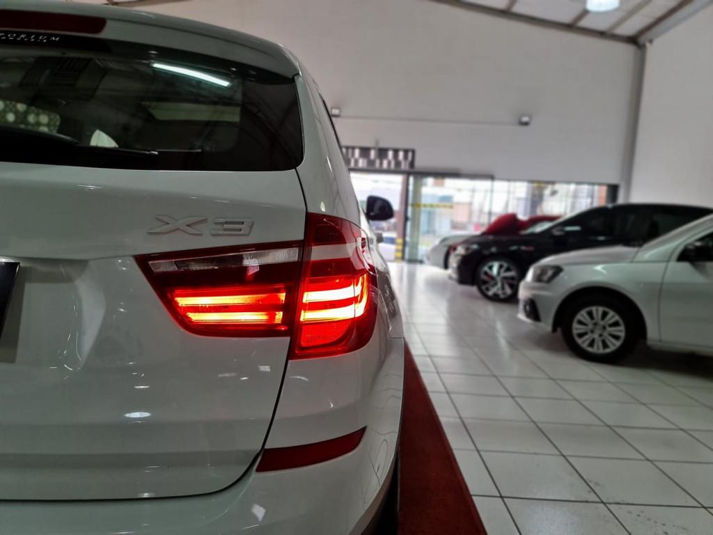 Imagem do veículo BMW X3 XDRIVE20I  4X4 2.0 (GASOLINA) (AUTOMÁTICO)