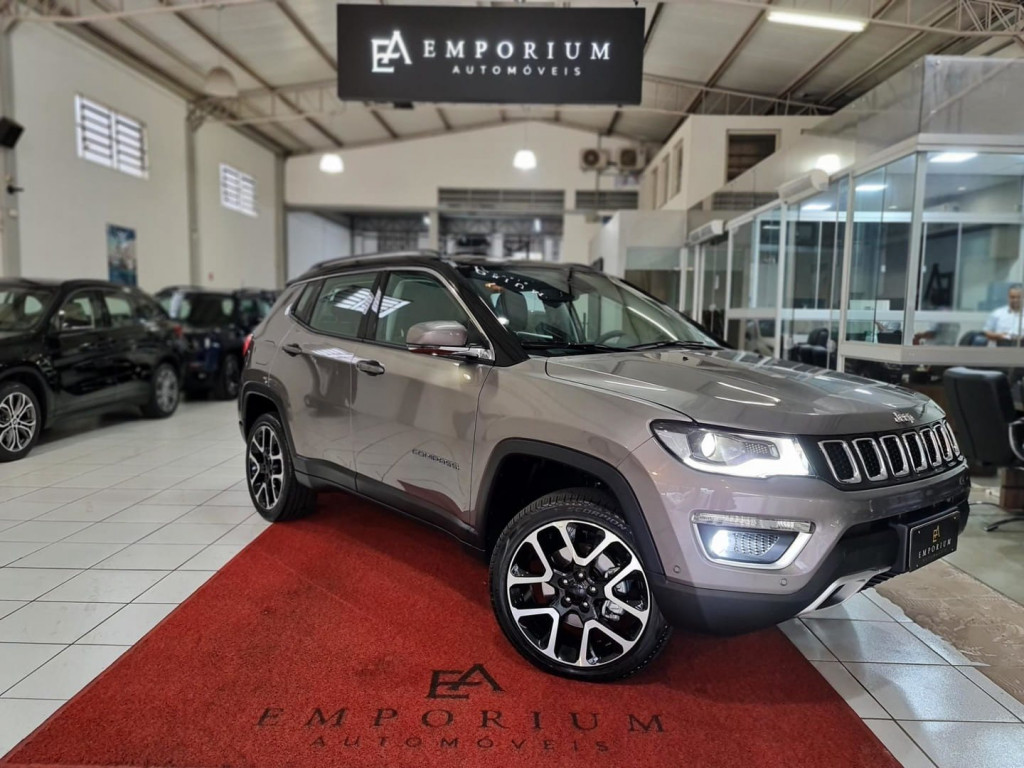 JEEP COMPASS LIMITED 2.0 16V 4X4 (DIESEL) (AUTO)