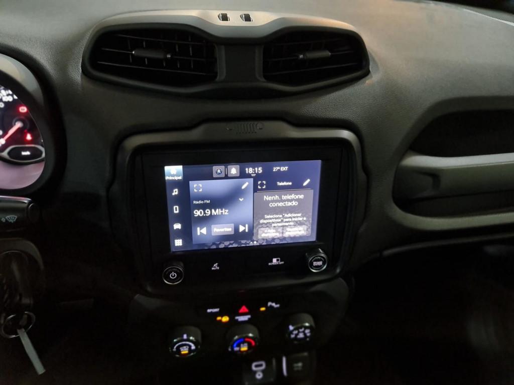Imagem do veículo JEEP RENEGADE SPORT 1.8 16V (FLEX) (AUTOMÁTICO)