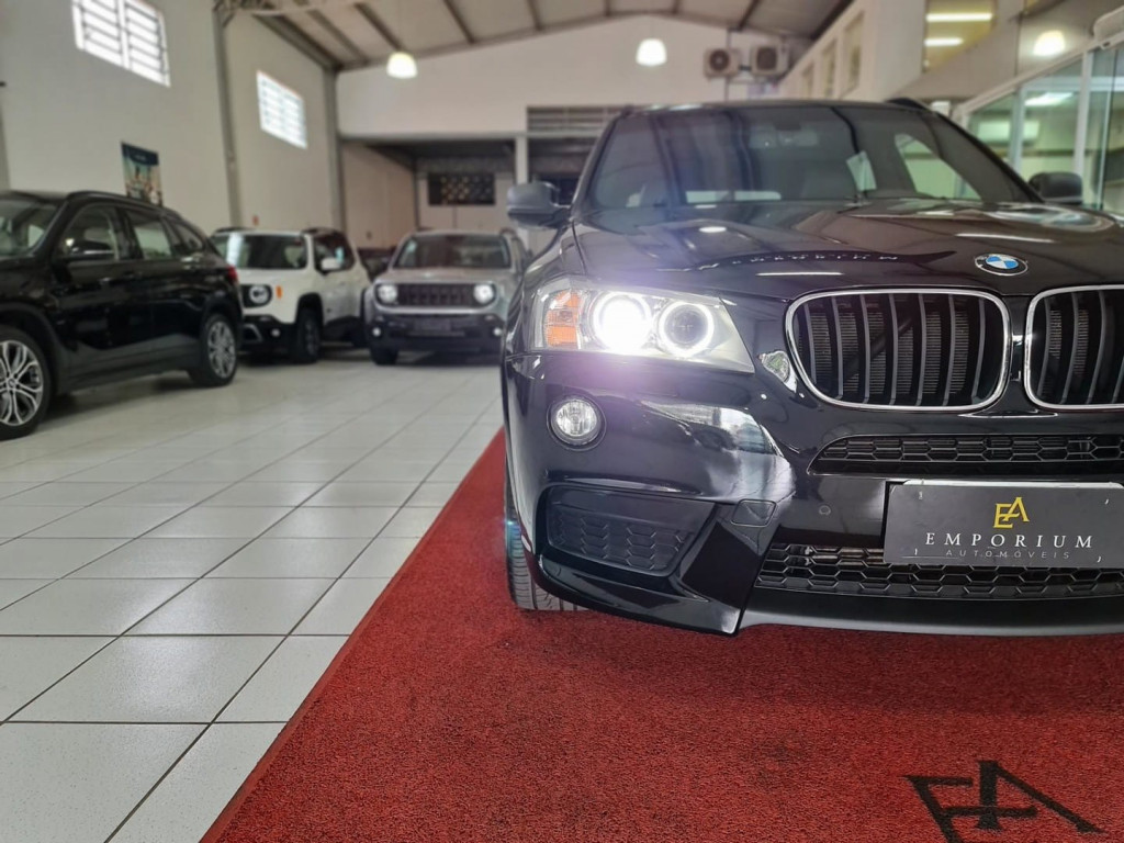 Imagem do veículo BMW X3 3.0 35I M SPORT 4X4 24V (GASOLINA) (AUTO)