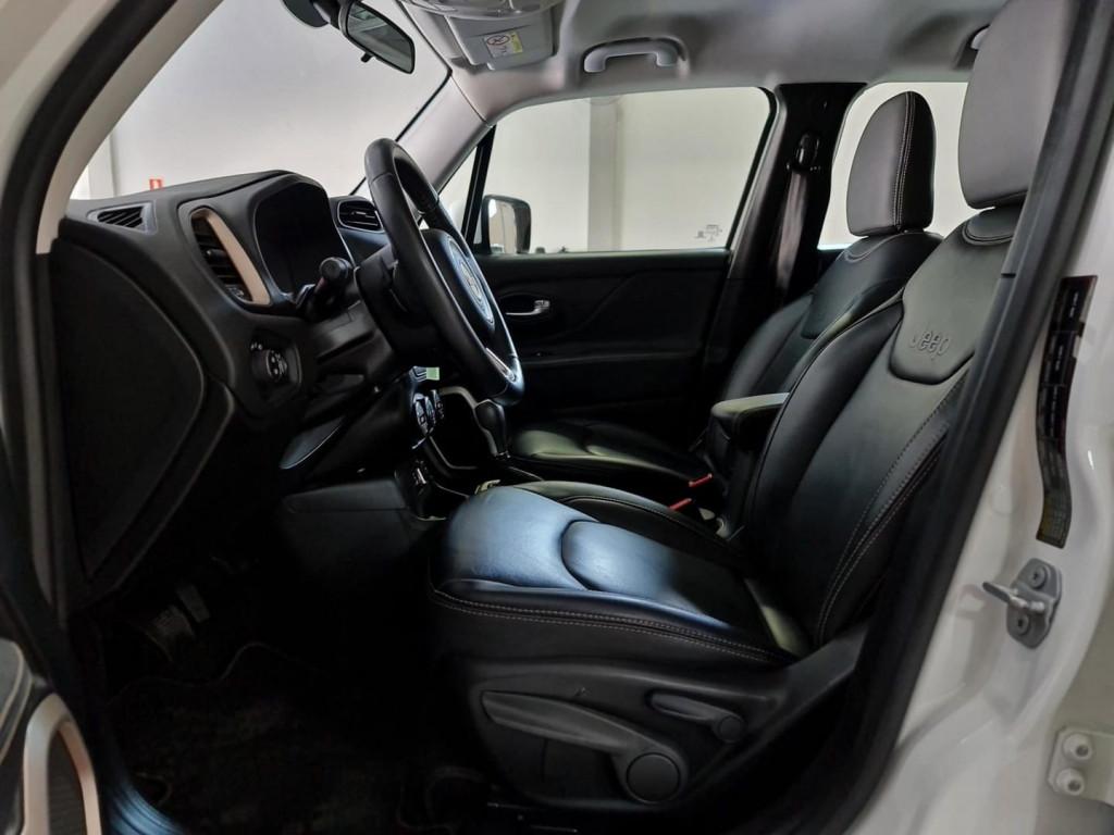Imagem do veículo JEEP RENEGADE LONGITUDE 1.8 16V (FLEX) (AUTO)