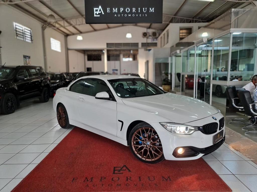 BMW 420i 2.0 SPORT GP CABRIO (GASOLINA) (AUTO)