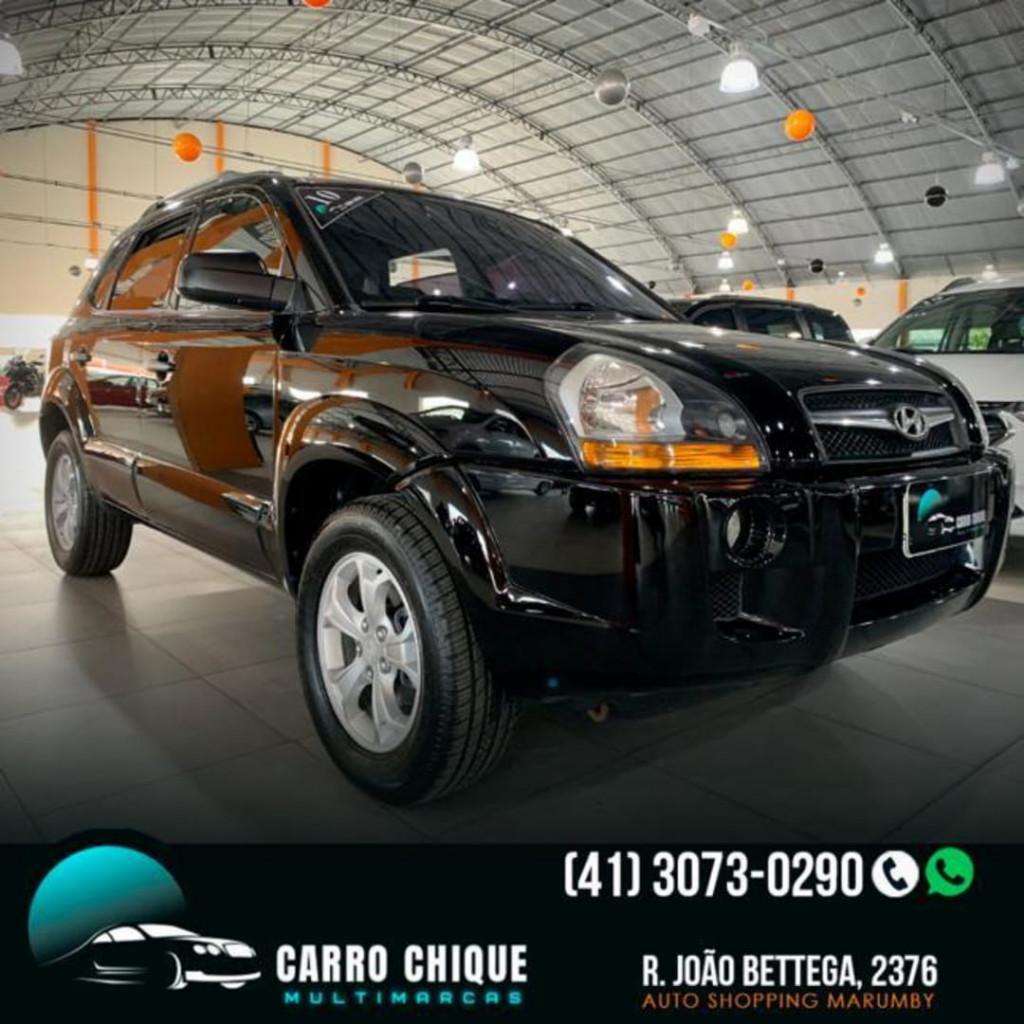 Hyundai TUCSON GL 4X2-MT 2.0 16V GAS. (IMP.) 4P