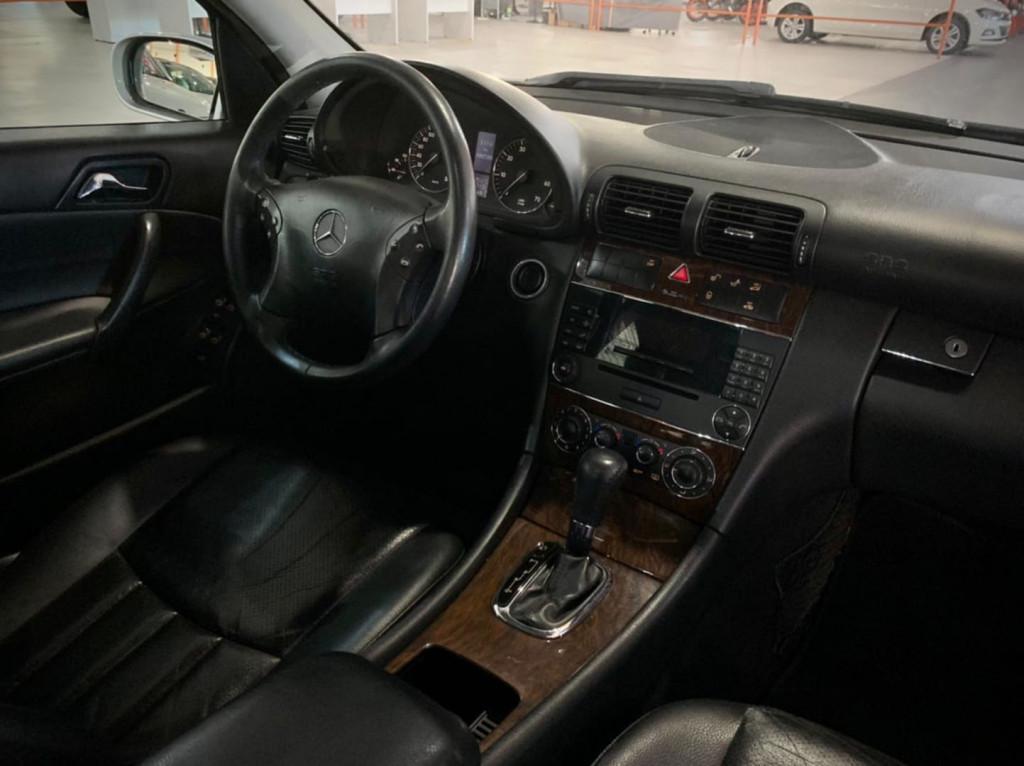 Imagem do veículo Mercedes-benz C 180 KOMPRESSOR CLASSIC 1.8 4P