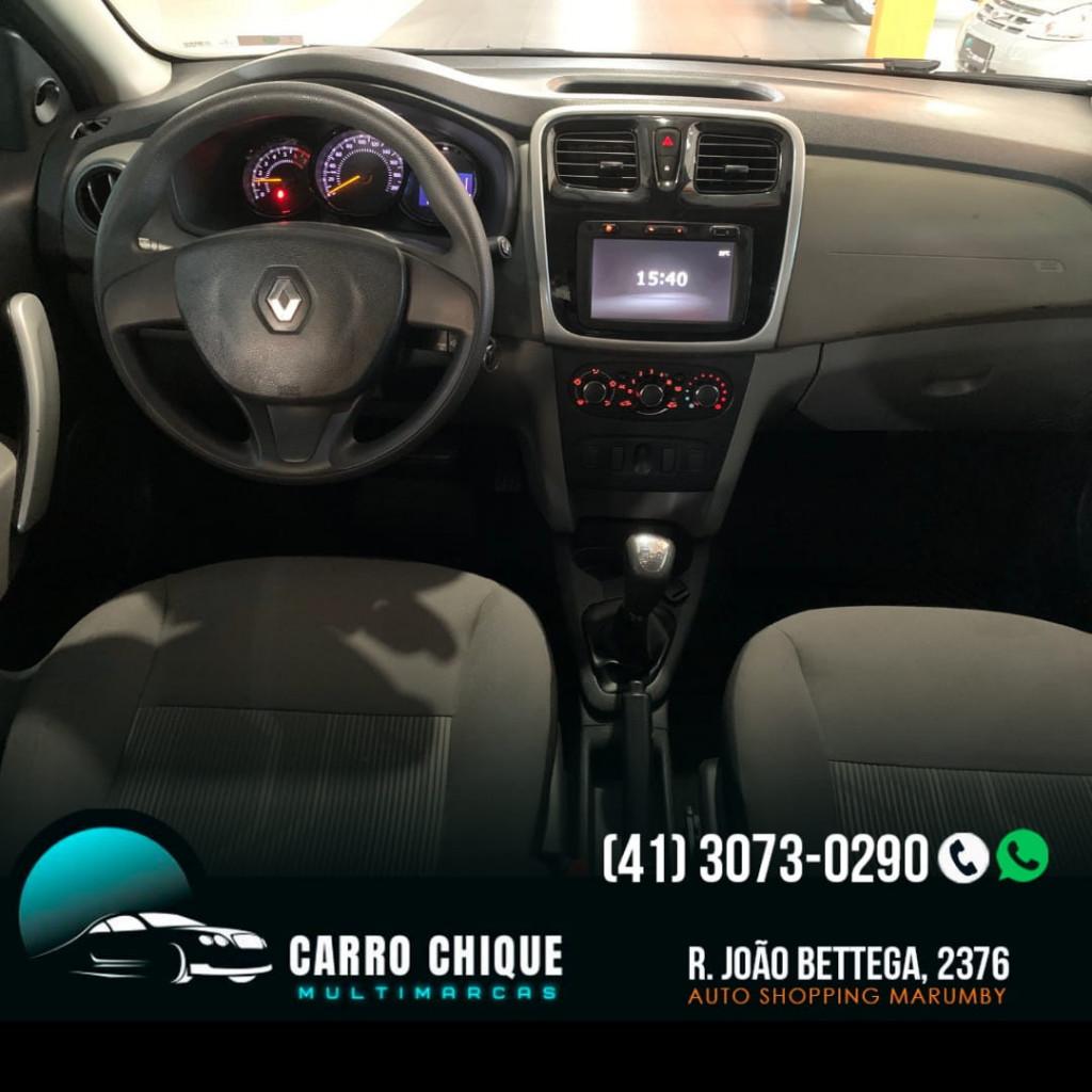 Imagem do veículo Renault LOGAN EXPRESSION 1.6 8V AUT 4P