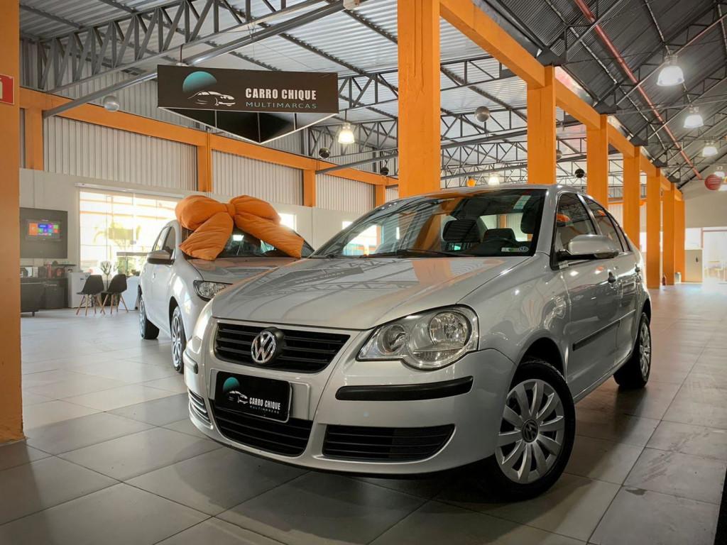 Volkswagen POLO SEDAN 1.6 Mi 4P