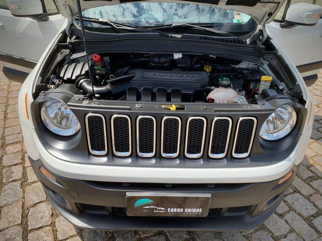 Imagem do veículo Jeep RENEGADE LONGITUDE 1.8 FLEX AUTOMATICO