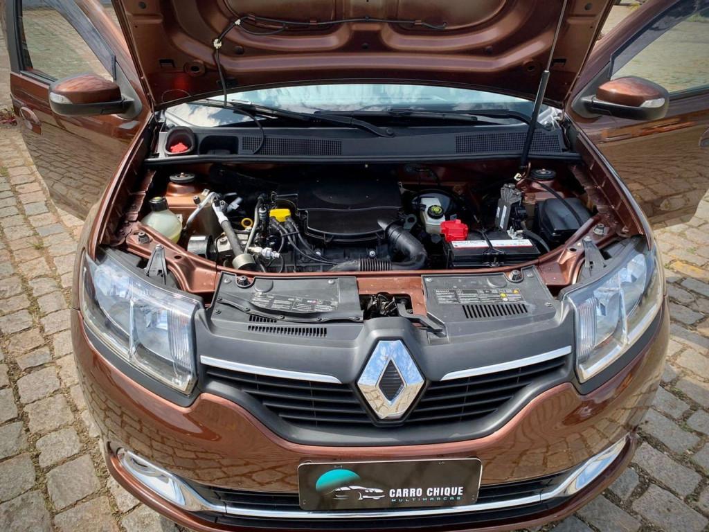 Imagem do veículo Renault LOGAN DYNAMIQUE 1.6 8V FLEX MEC.