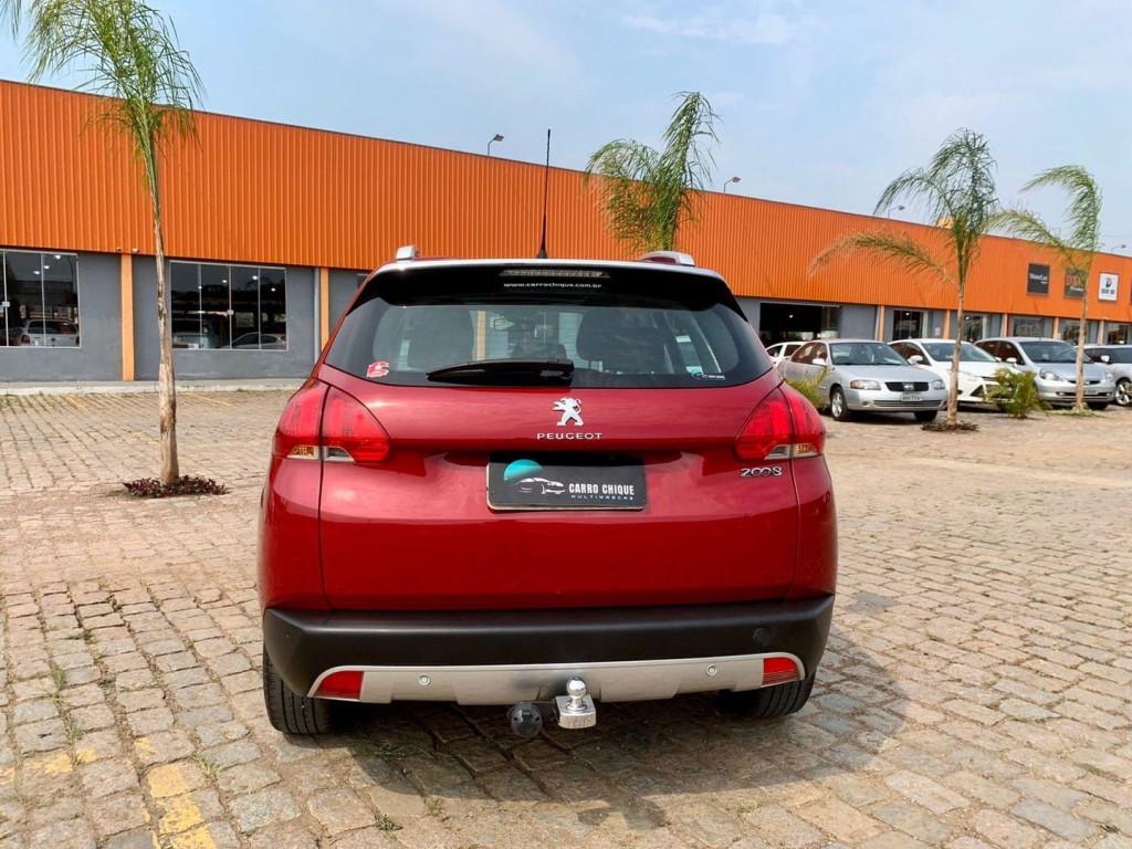 Imagem do veículo Peugeot 2008 GRIFFE 1.6 AUTOMATICO