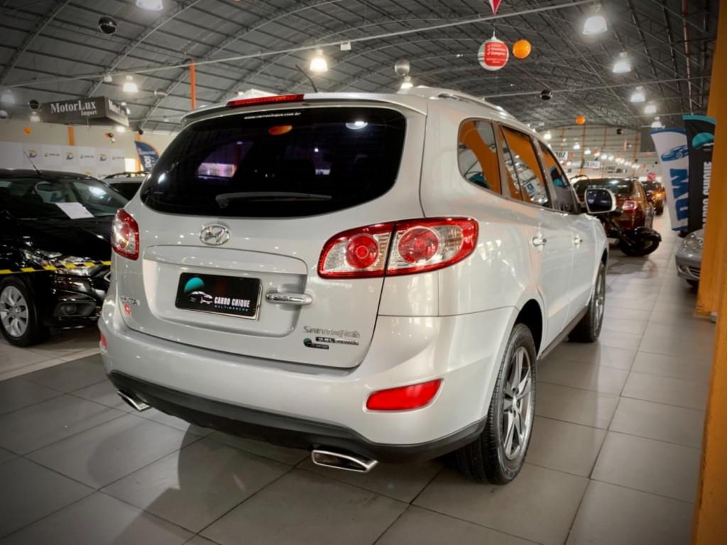 Imagem do veículo Hyundai SANTA FE (7 LUG. N. SERIE) GLS 4WD-AUT 3.5 V6 GAS IMP 4P