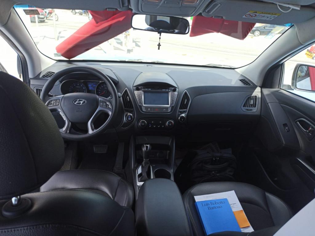 Imagem do veículo HYUNDAI IX35 2.0 MPFI GLS 16V FLEX 4P AUTOMÁTICO