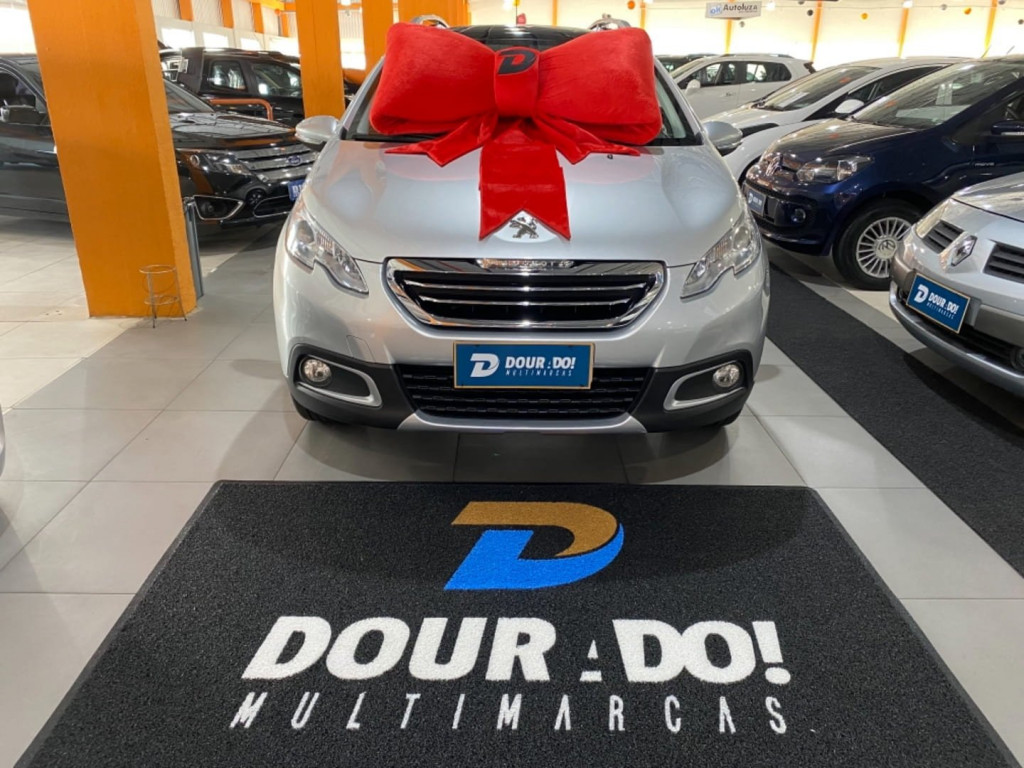 Peugeot 2008 Griffe 1.6 Automatico