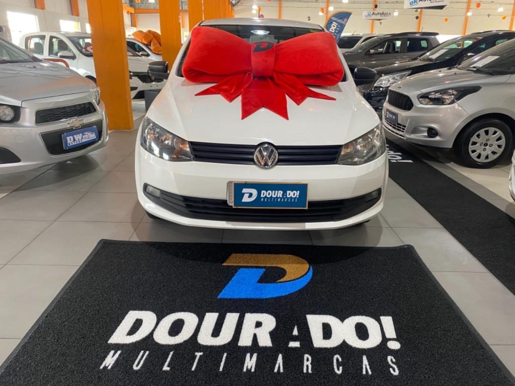 Volkswagen Gol Novo 1.0 Trend Total Flex 4p