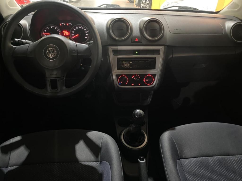 Imagem do veículo Volkswagen Gol Novo 1.0 Trend Total Flex 4p