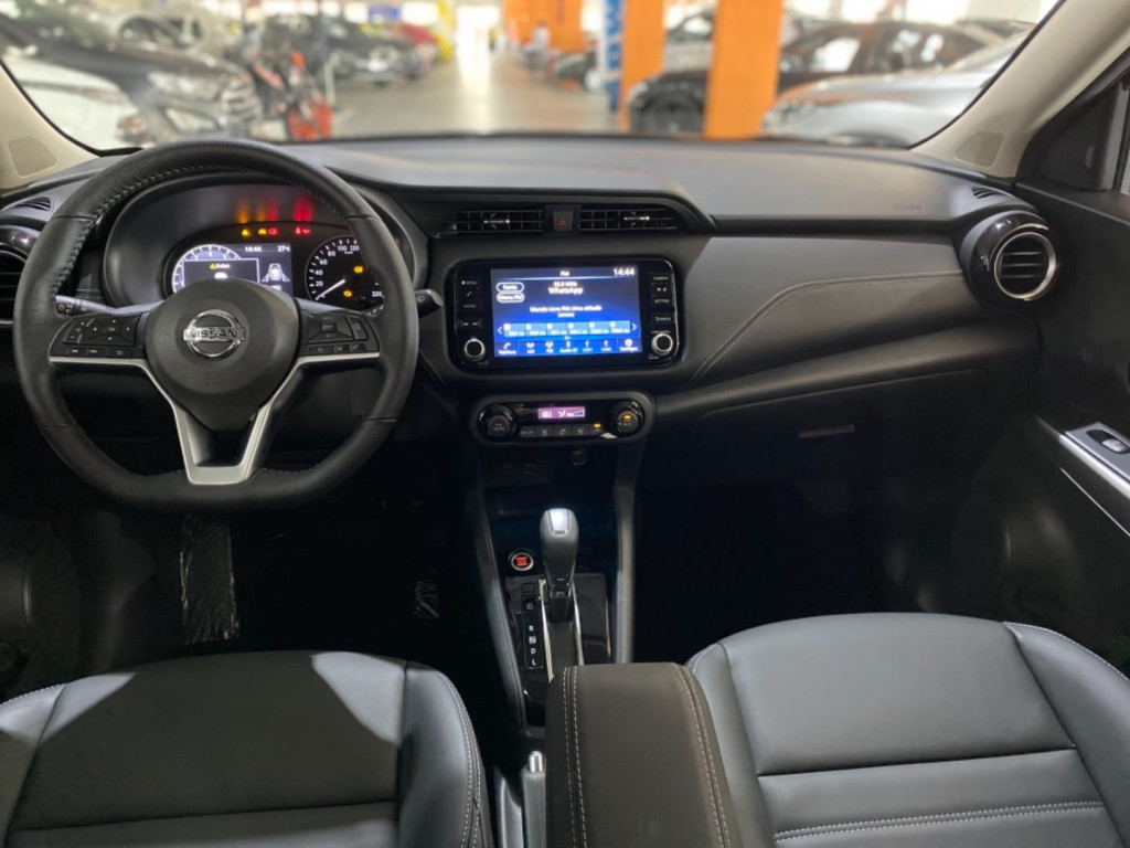 Imagem do veículo Nissan Kicks Exclusi Cvt 4p