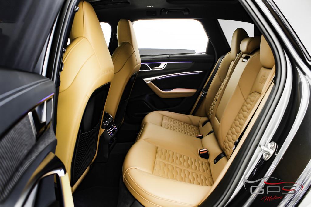 Imagem do veículo AUDI RS6 4.0 AVANT V8  BI-TURBO