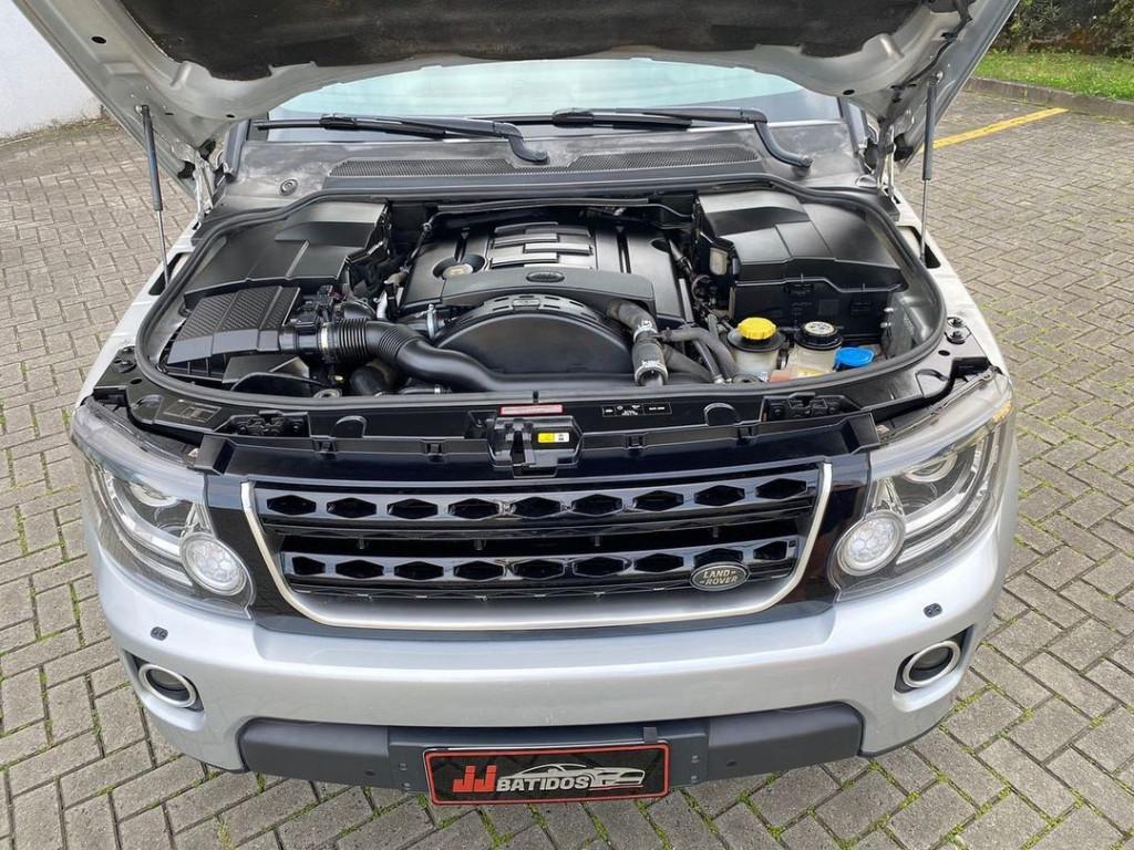Imagem do veículo LAND ROVER DISCOVERY 4 3.0 S 4X4 V6 24V DIESEL 4P AUTOMÁTICO
