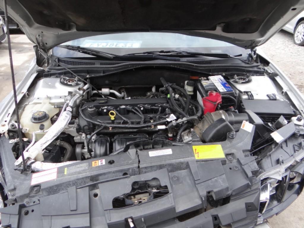 Imagem do veículo FUSION 2.5 SEL 16V GASOLINA 4P AUTOMÁTICO