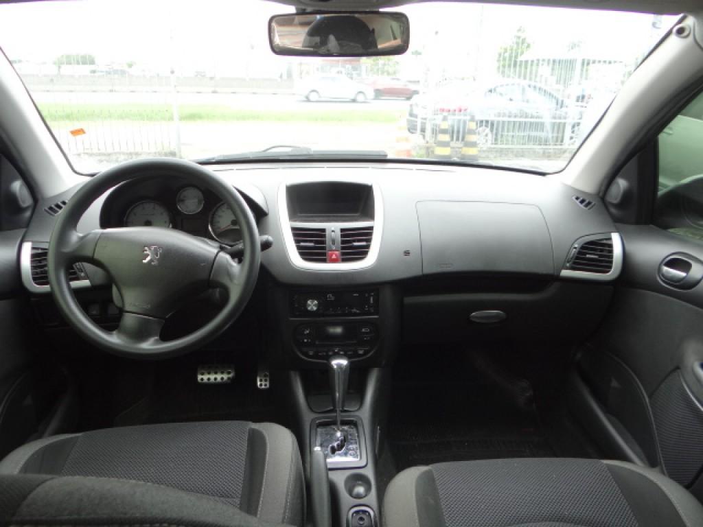 Imagem do veículo 207 1.6 XS 16V FLEX 4P AUTOMÁTICO