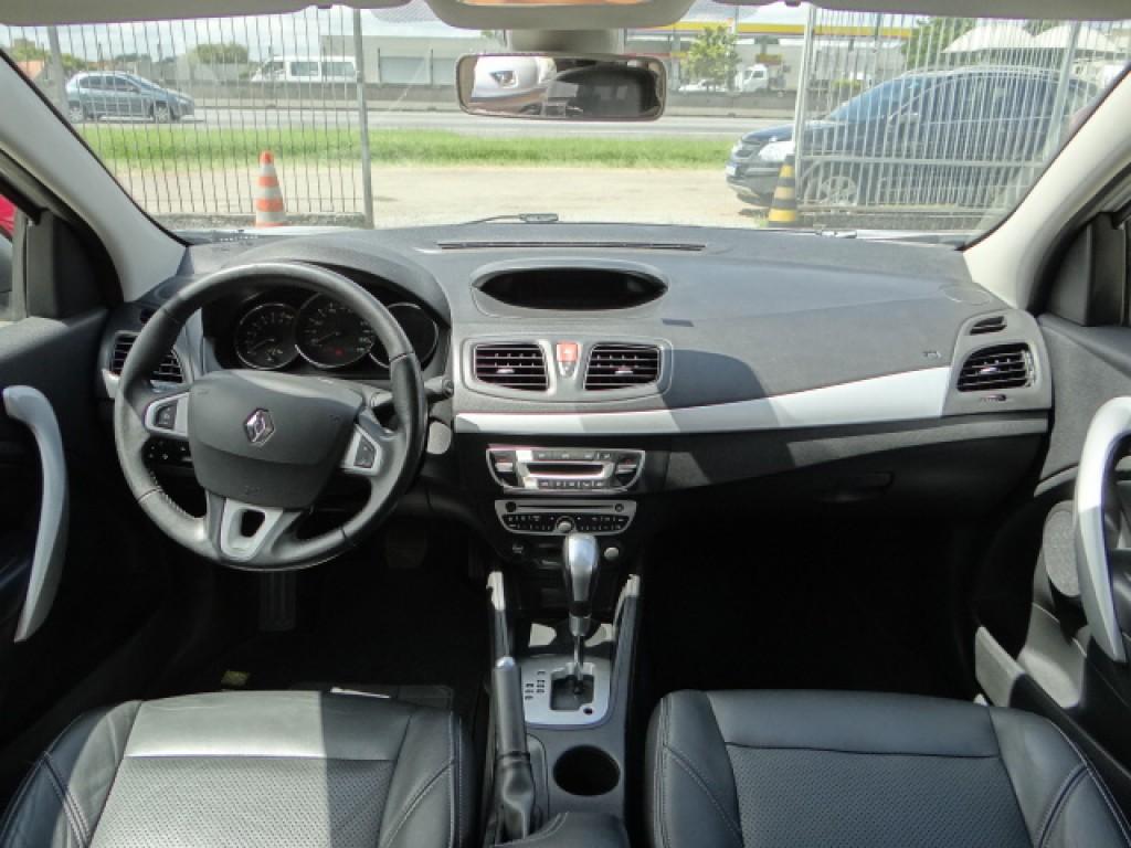 Imagem do veículo FLUENCE 2.0 DYNAMIQUE PLUS 16V FLEX 4P AUTOMÁTICO