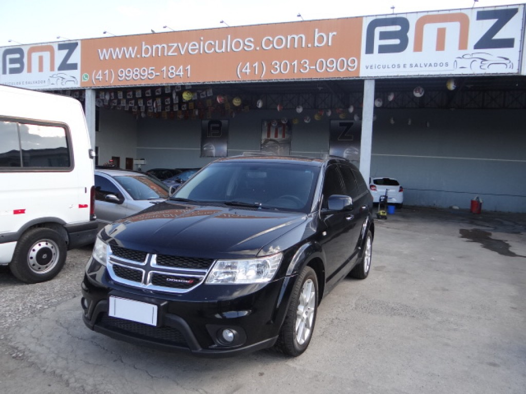 JOURNEY 3.6 RT AWD V6 GASOLINA 4P AUTOMÁTICO