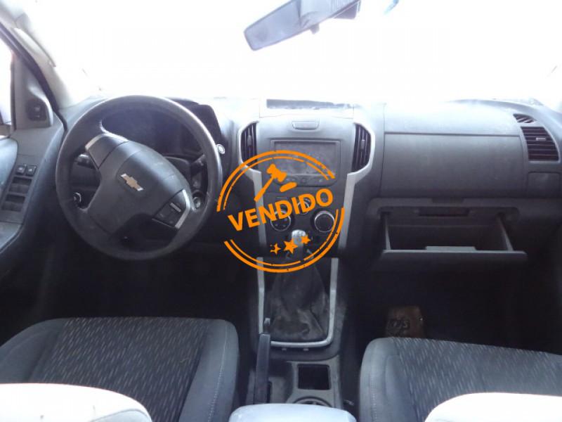 Imagem do veículo S10 2.4 LT 4X2 CD 8V FLEX 4P MANUAL