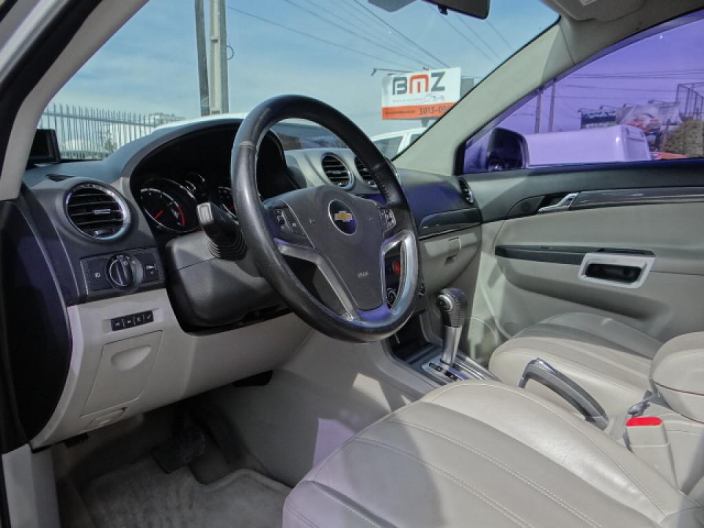 Imagem do veículo CAPTIVA 2.4 SFI ECOTEC FWD 16V GASOLINA 4P AUTOMÁTICO