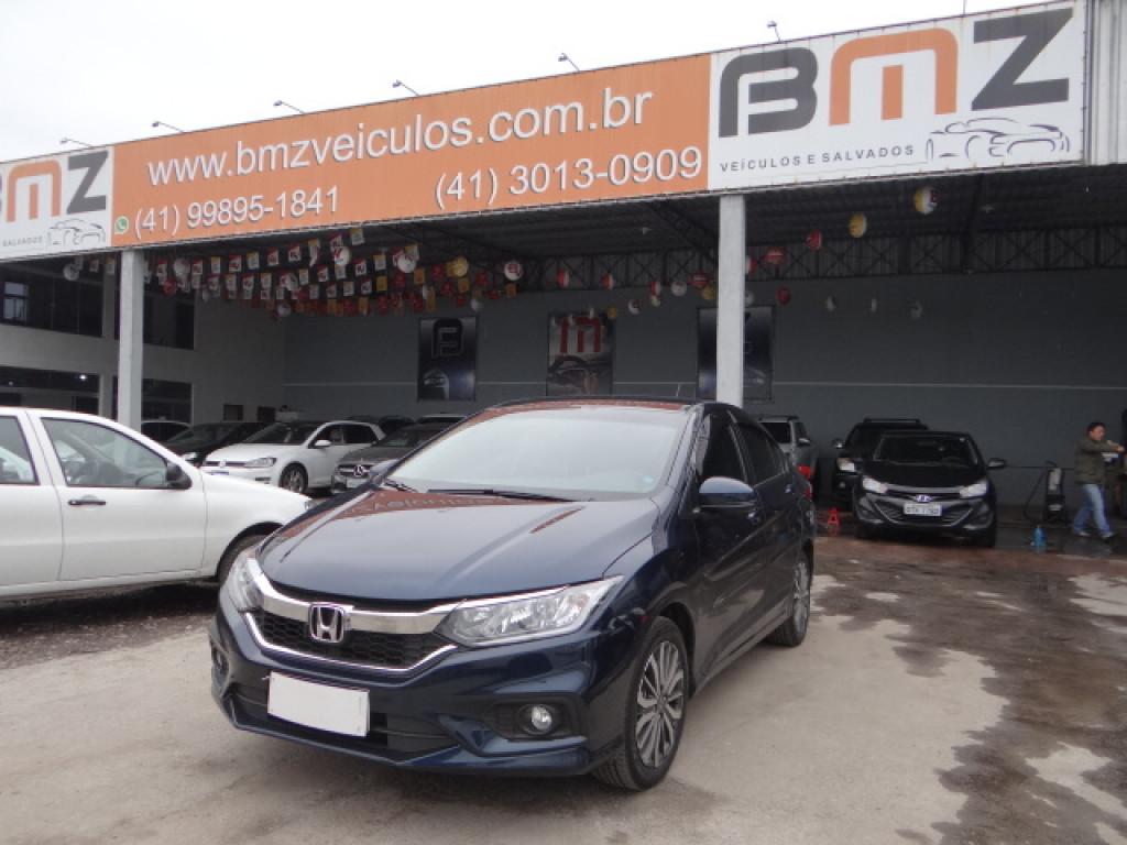 CITY 1.5 LX 16V FLEX 4P AUTOMÁTICO