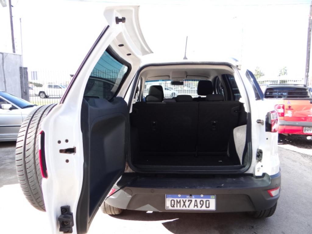 Imagem do veículo ECOSPORT 1.5 TI-VCT FLEX SE MANUAL