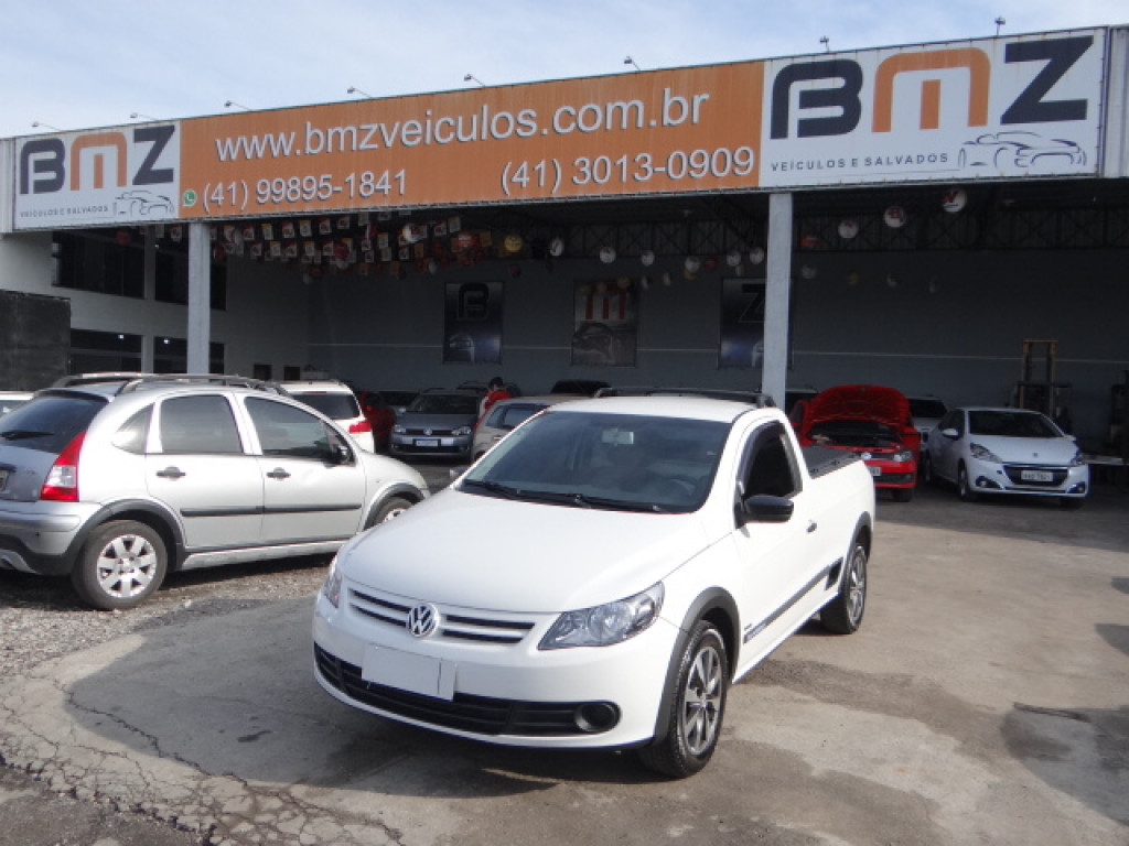 SAVEIRO 1.6 MI CS 8V FLEX 2P MANUAL G.IV