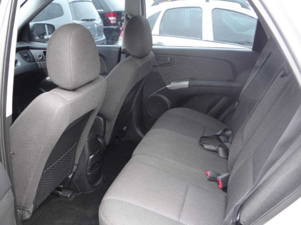 Imagem do veículo KIA SPORTAGE 2.0 LX G2 4X2 16V GASOLINA 4P AUTOMÁTICO