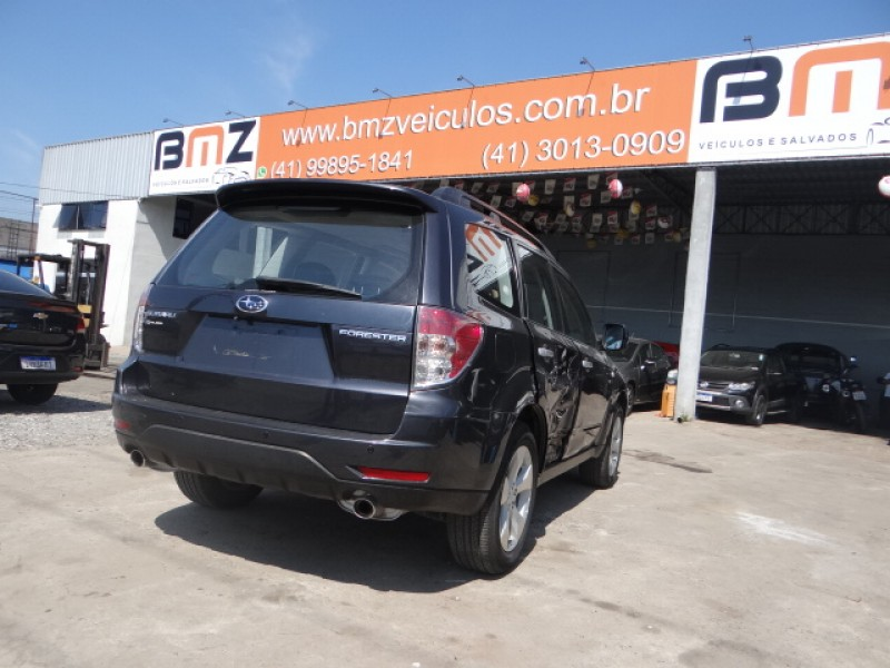 FORESTER 2.5 XT 4X4 16V TURBO INTERCOOLER GASOLINA 4P AUTOMÁTICO