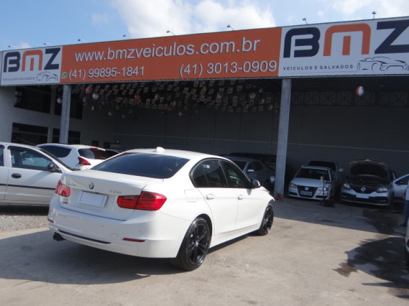 BMW 328i 2.0 GP 16V ACTIVEFLEX 4P AUTOMÁTICO