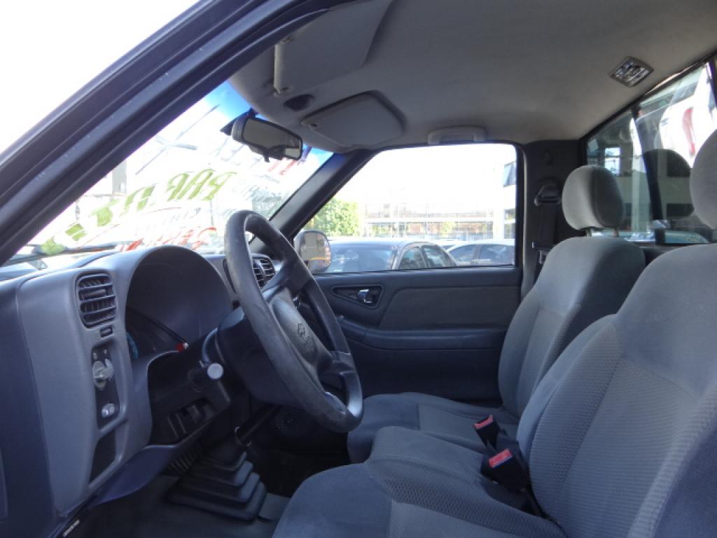 Imagem do veículo S10 2.4 mpfi ADVANTAGE S 4x2 CS 8v flex 2p manual