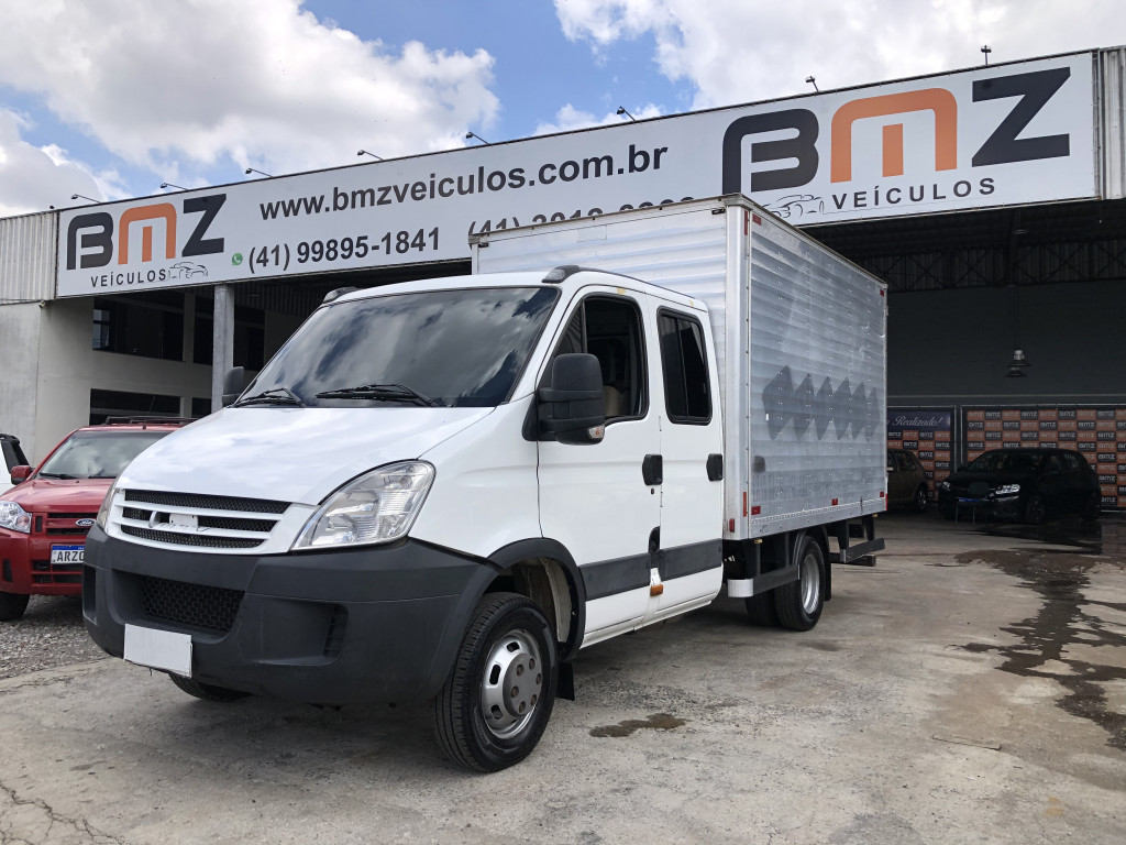 IVECO Daily Chassi 55C16 Cab.Dup 4P