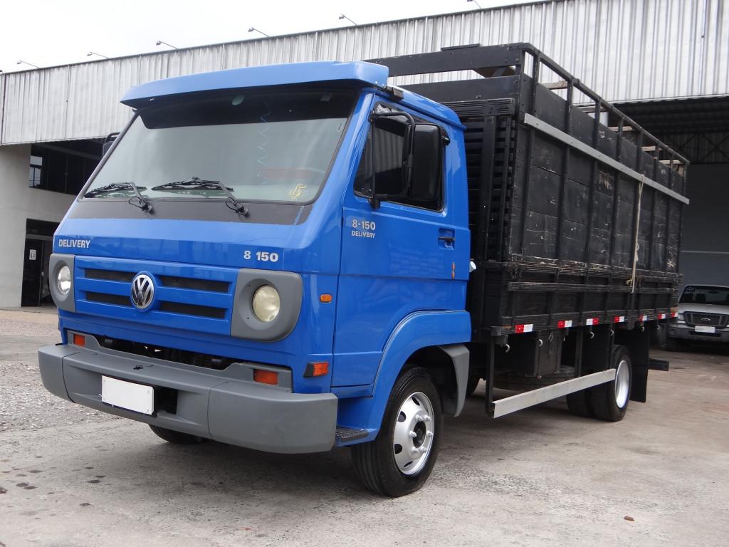 VOLKSWAGEN 8-150 E Delivery 2P