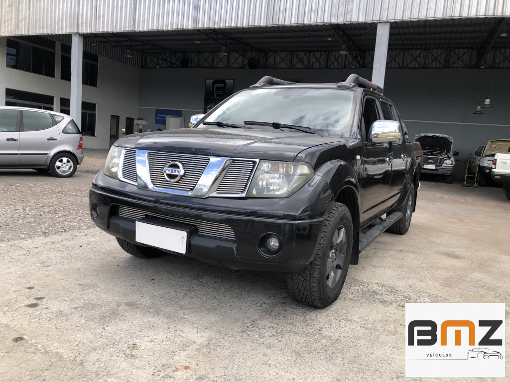 FRONTIER 2.5 SE ATTACK 4X4 CD TURBO ELETRONIC DIESEL 4P MANUAL