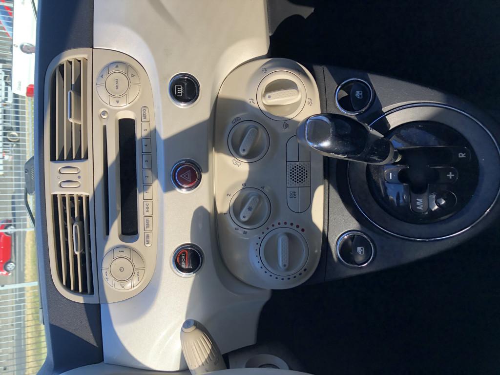 Imagem do veículo 500 1.4 CULT 8V FLEX 2P AUTOMATIZADO