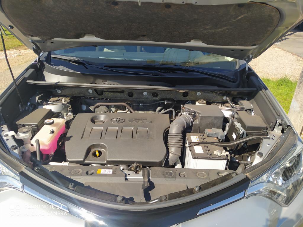 Imagem do veículo RAV4 2.0 4x2 16v gasolina 4p automatico