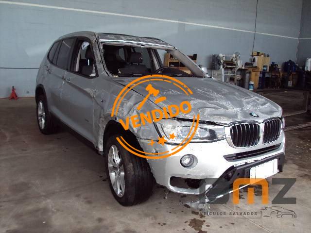 BMW X3 2.0 20l 16V 4x4 4P Automático