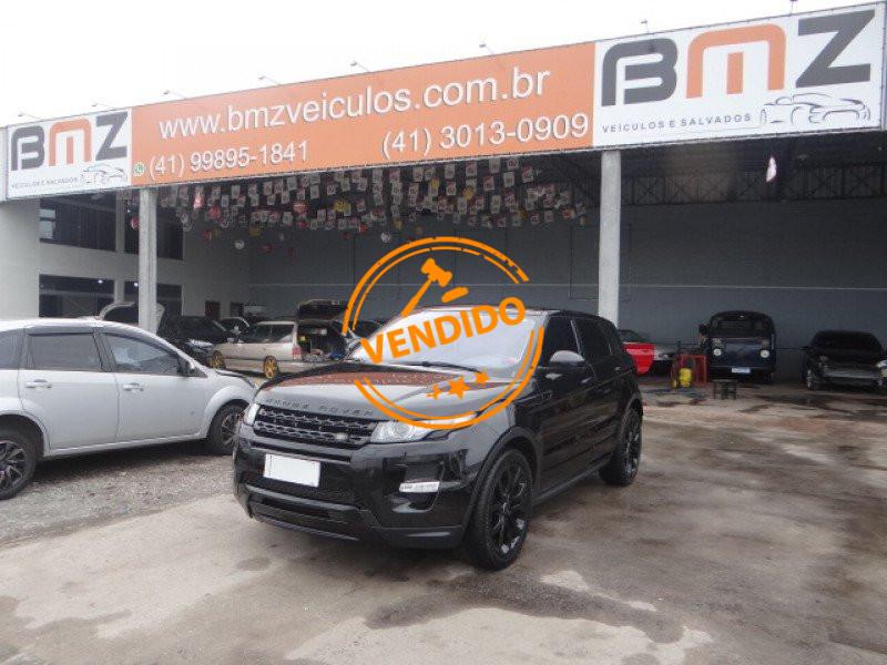RANGE ROVER EVOQUE 2.0 16V SI4 GASOLINA SE DYNAMIC 4WD AUTOMÁTICO