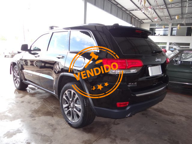JEEP GRAND CHEROKEE 3.0 LIMITED 4X4 V6 24V TURBO DIESEL 4P AUTOMÁTICO