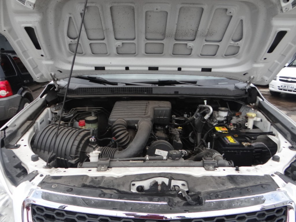 Imagem do veículo S10 2.4 LS 4X2 CS 8V FLEX 2P MANUAL