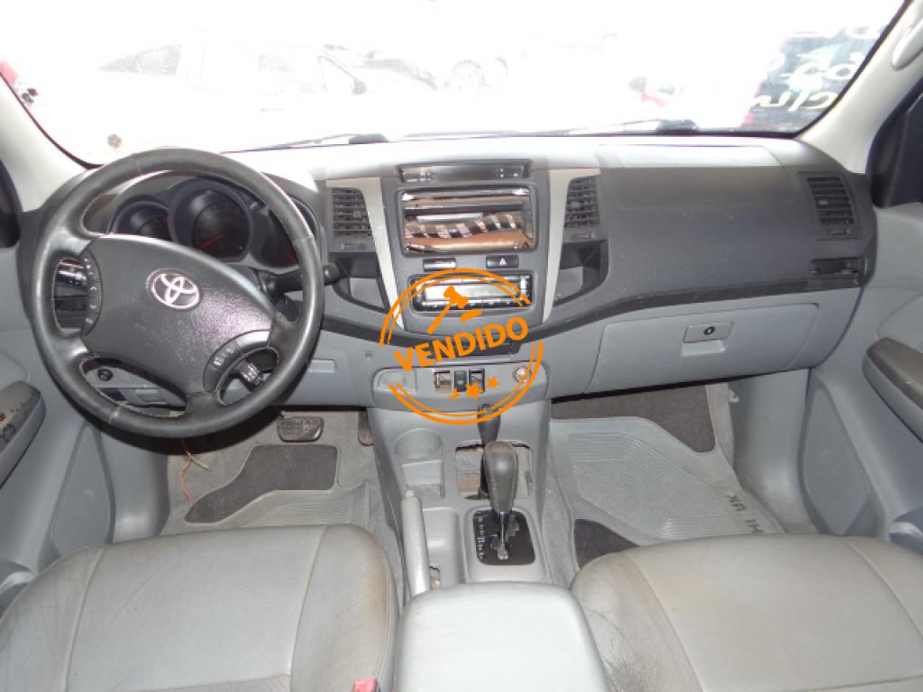 Imagem do veículo HILUX 3.0 SRV 4X4 CD 16V TURBO INTERCOOLER DIESEL 4P AUTOMÁTICO