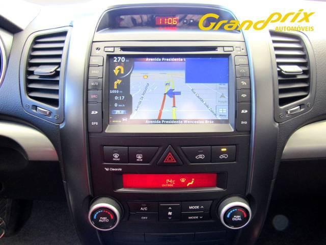 Imagem do veículo SORENTO EX 2013 2.4 PRETA COMPLETA ÚNICO DONO TOP DE LINHA!