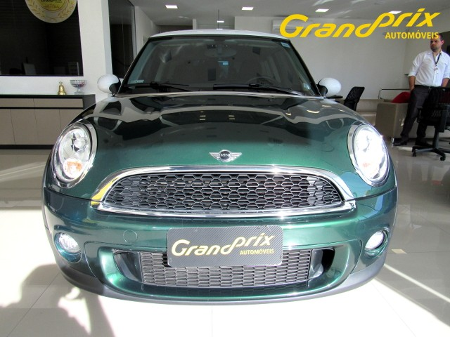 Imagem do veículo MINI COOPER 2011 1.6 16V GASOLINA 2P MANUAL VERDE COMPLETO ESTADO DE NOVO!
