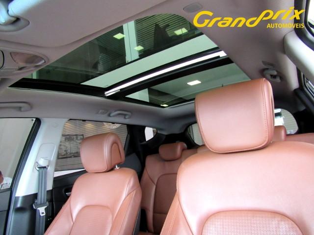 Imagem do veículo SANTA FÉ 2015 3.3 MPFI 4X4 7 LUGARES V6 270CV PRETA COMPLETA ÚNICO DONO + TETO PANORÂMICO!